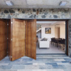 House with a Wooden Skin by VARDAstudio (9)