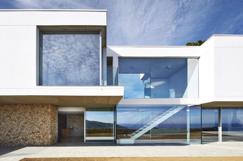 Juncal & Rodney Home by Pepe Gascon Arquitectura (7)