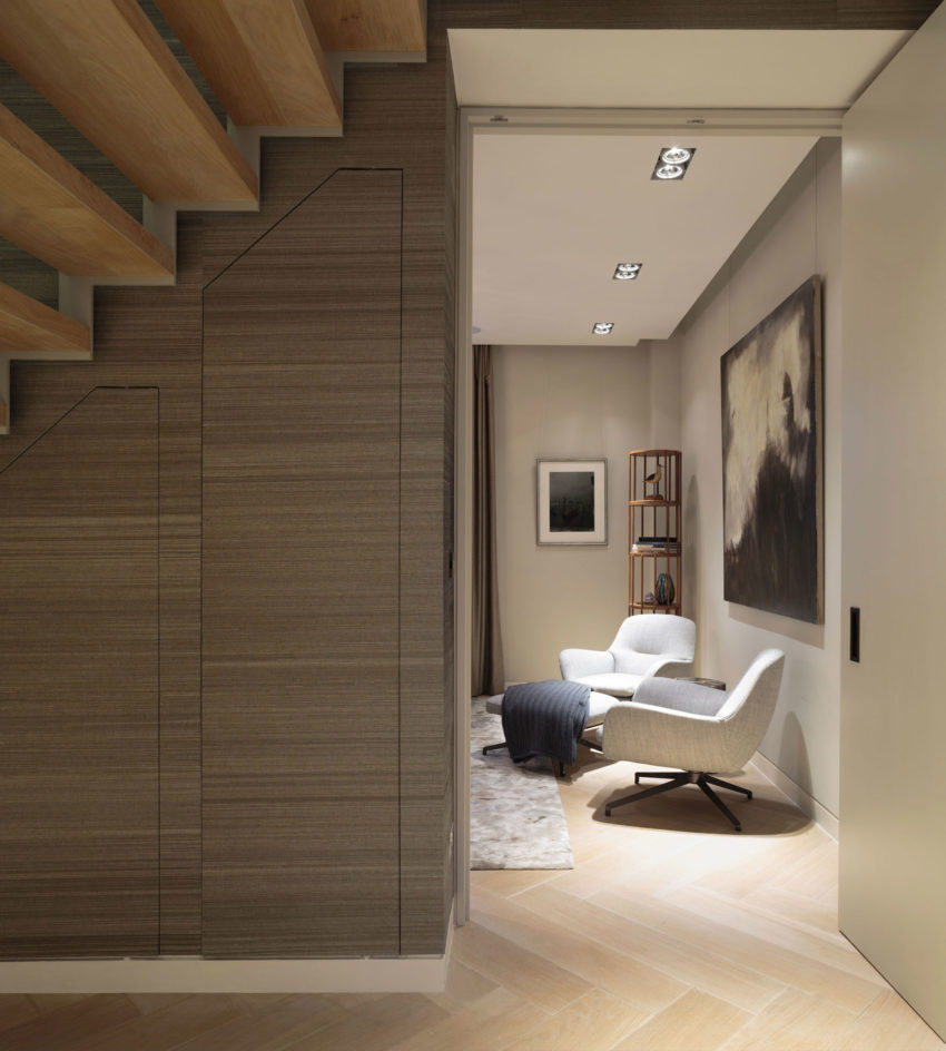 Maida Vale Residence by Staffan Tollgard Design Group (10)