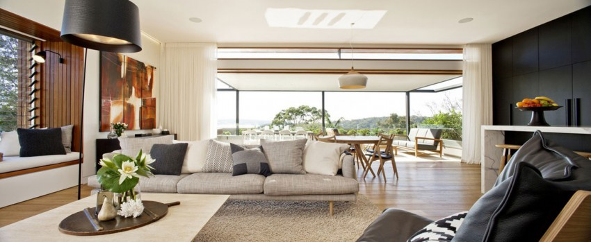 Middle Harbour House by Richard Cole Architecture (4)