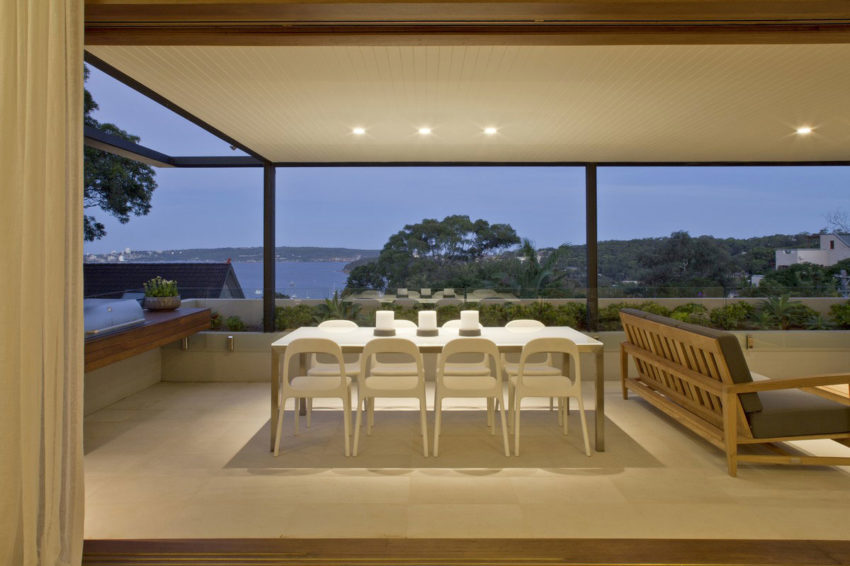 Middle Harbour House by Richard Cole Architecture (14)