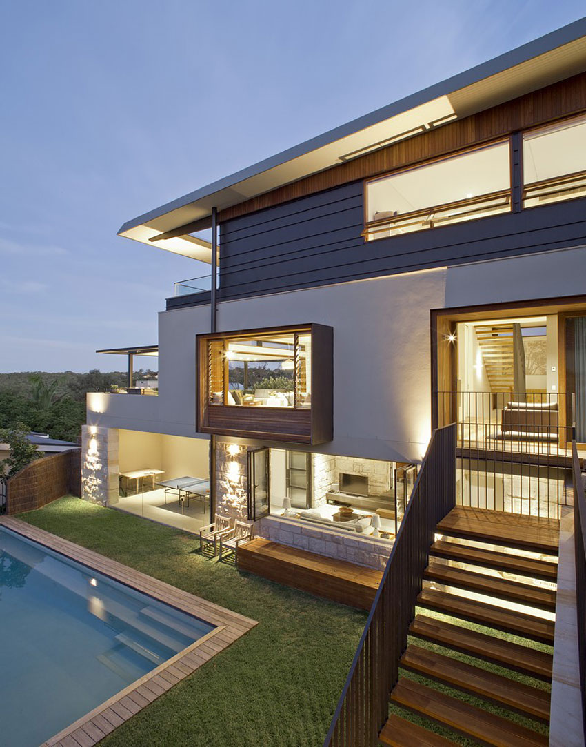 Middle Harbour House by Richard Cole Architecture (15)