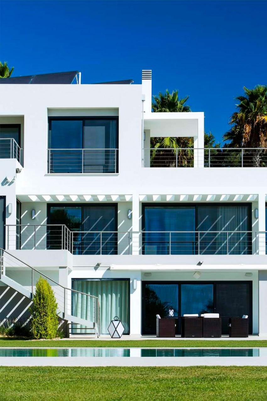 Modern Algarve Villa by Staffan Tollgard Design Group (3)