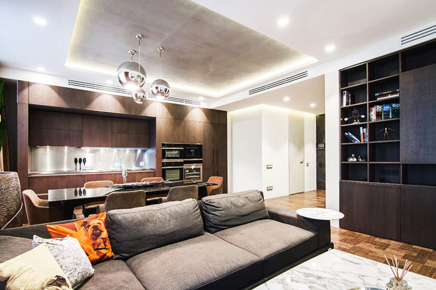 Modern flat in Kyiv by Yo Dezeen (3)