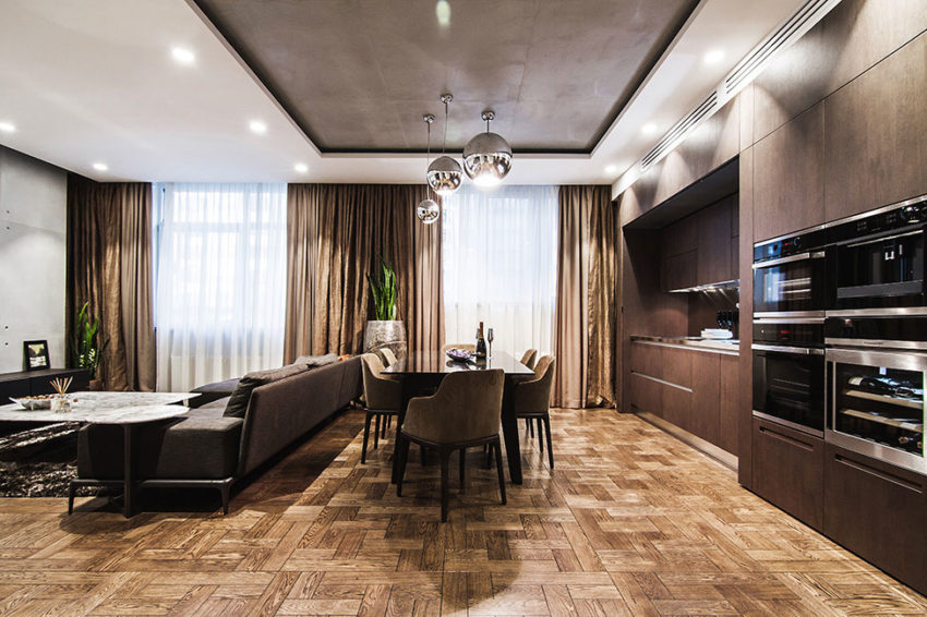 Modern flat in Kyiv by Yo Dezeen (8)