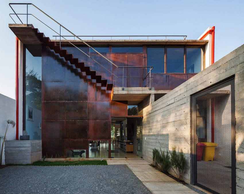 Pepiguari House by Brasil Arquitetura (2)