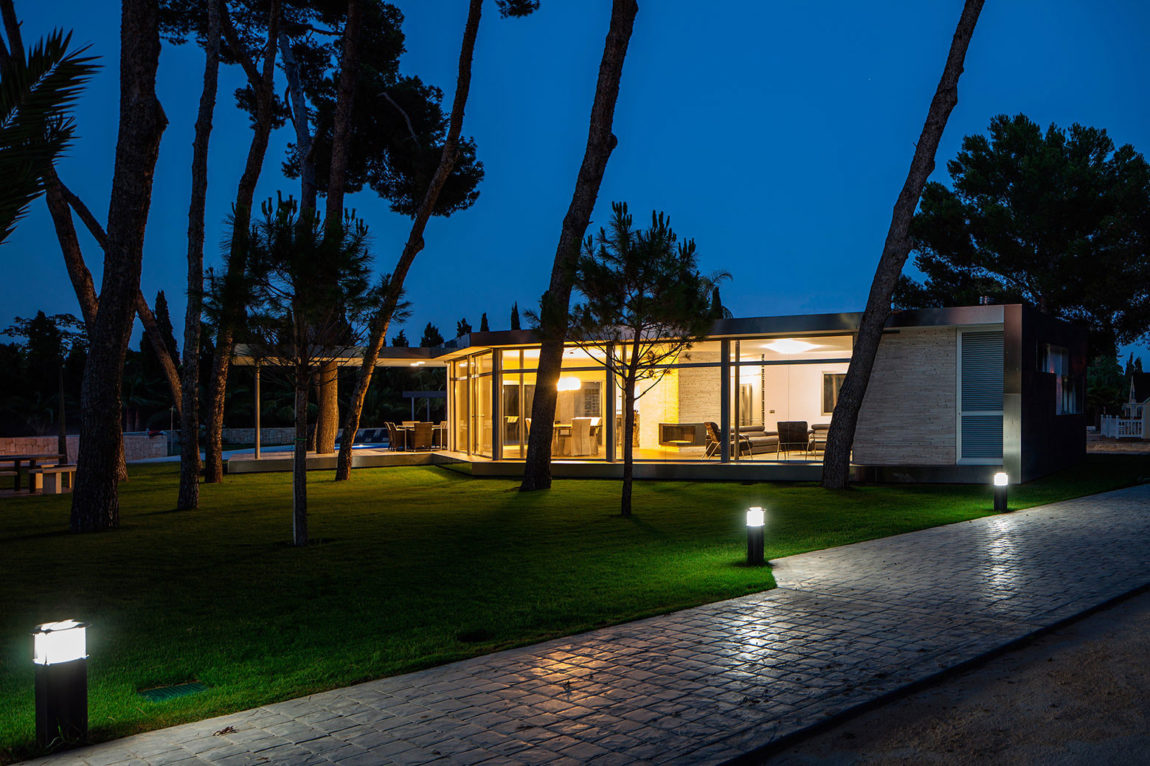 Pine Forest Pavilion by e2b arquitectos (8)