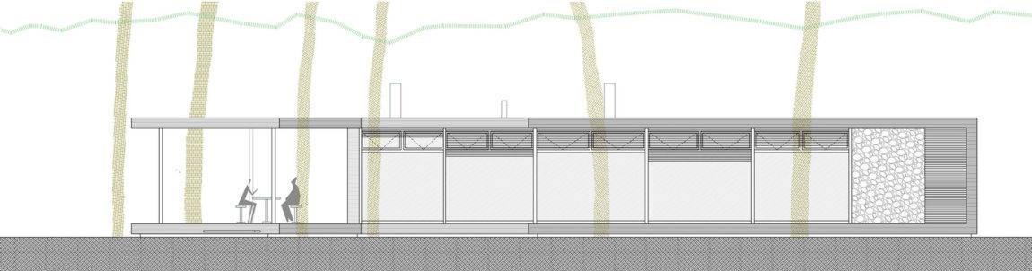 Pine Forest Pavilion by e2b arquitectos (14)