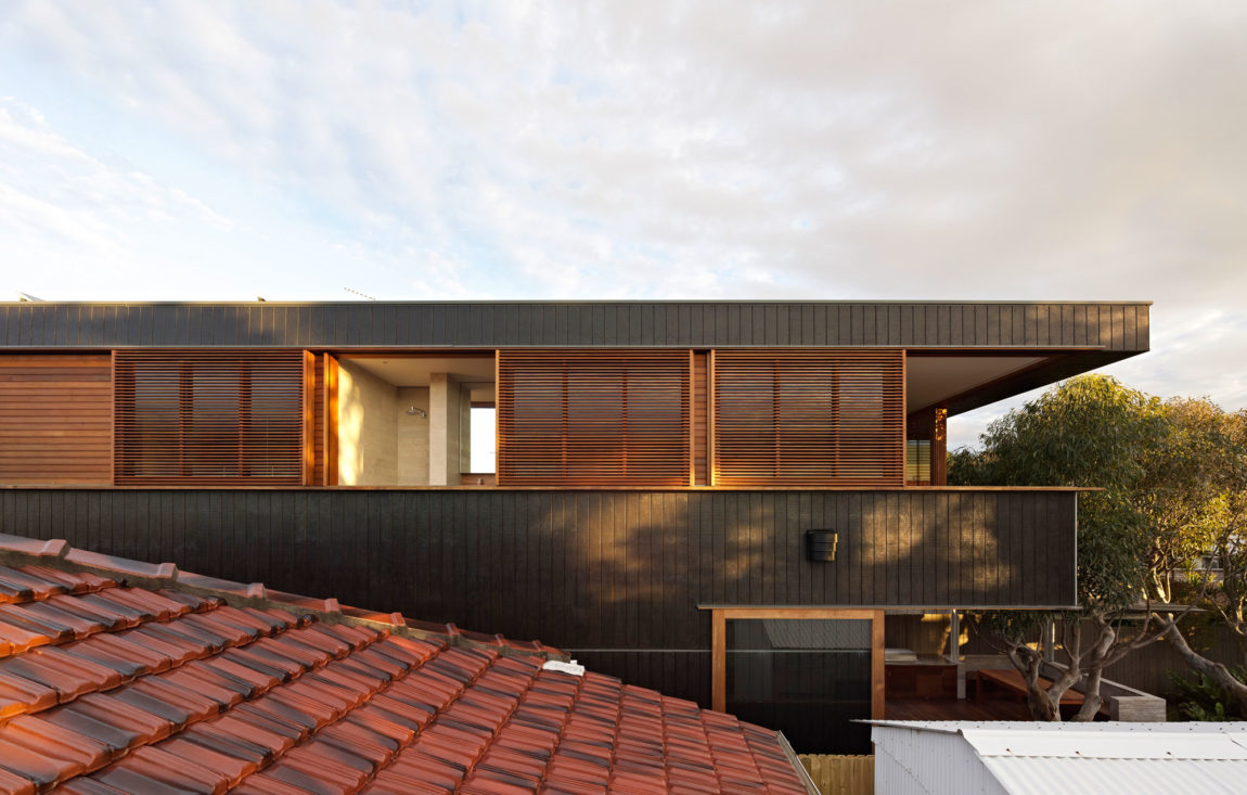 Plywood House II by Andrew Burges Architects (3)