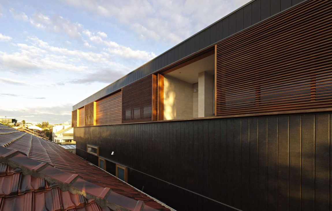 Plywood House II by Andrew Burges Architects (4)