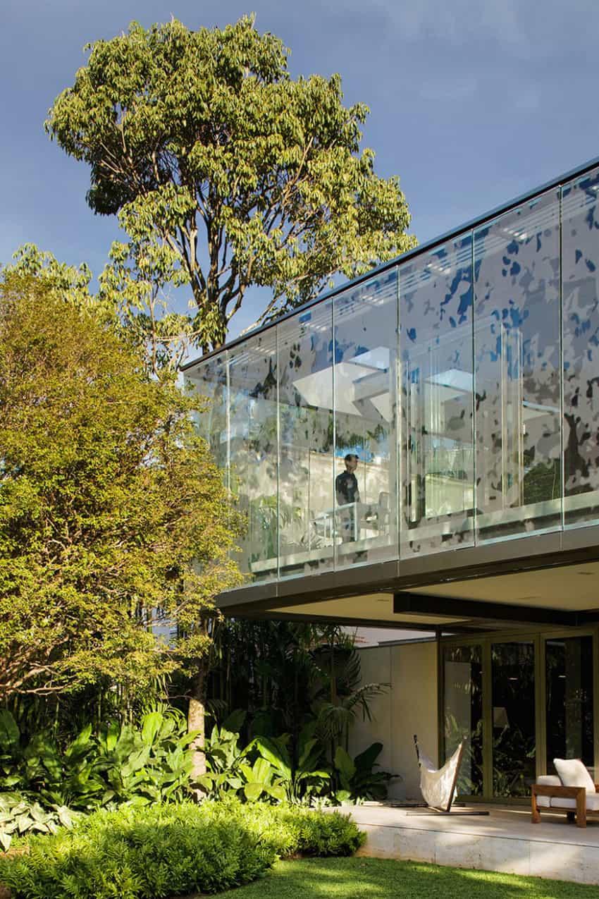 Residencia A.B. by Andrade Morettin Arquitetos Ass. (3)