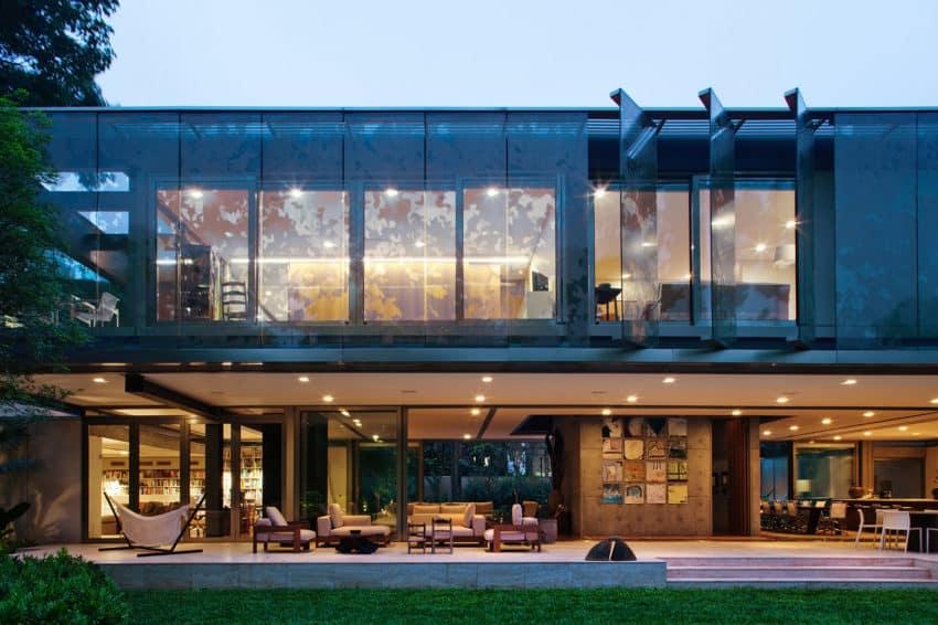 Residencia A.B. by Andrade Morettin Arquitetos Ass. (7)
