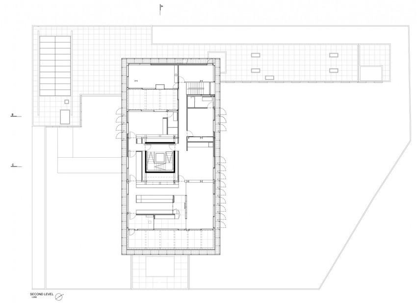 Residencia A.B. by Andrade Morettin Arquitetos Ass. (10)