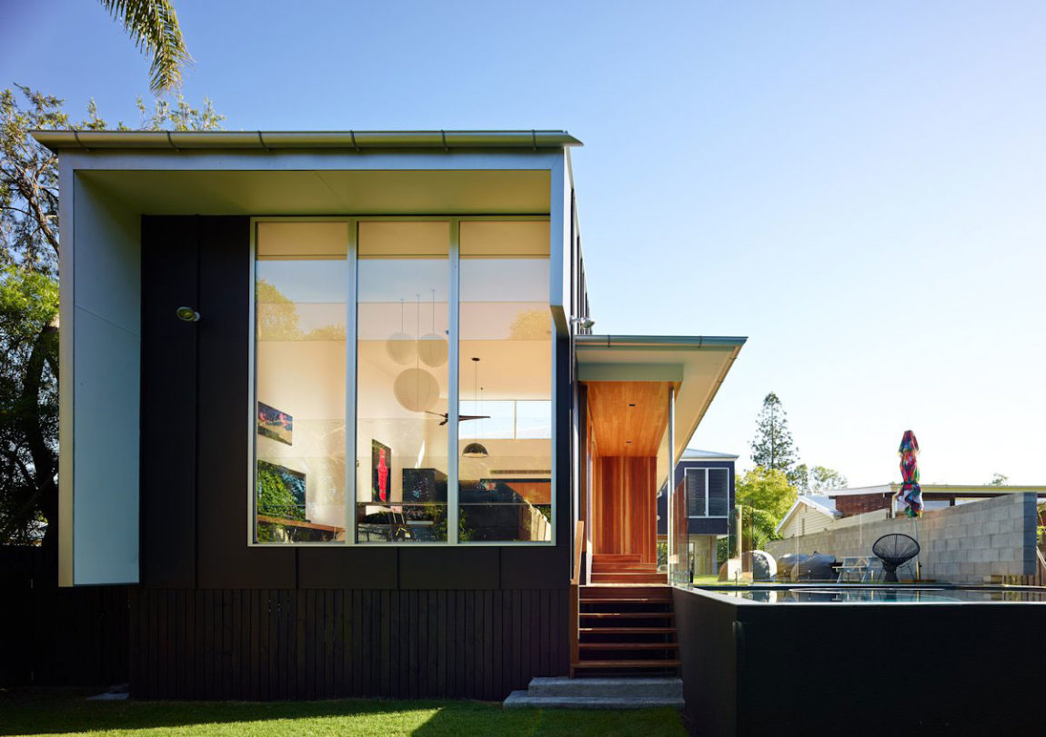 The Terraced House by Shaun Lockyer Architects (7)