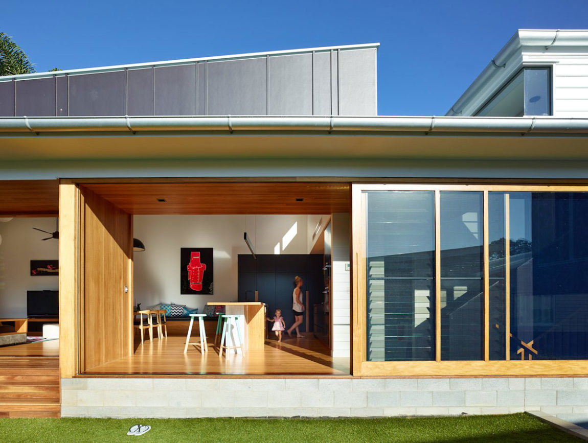 The Terraced House by Shaun Lockyer Architects (9)
