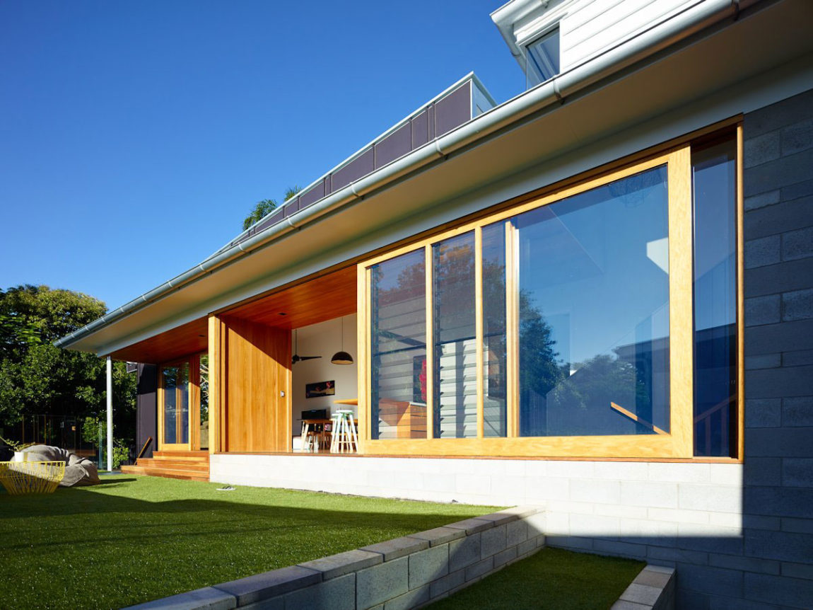 The Terraced House by Shaun Lockyer Architects (10)