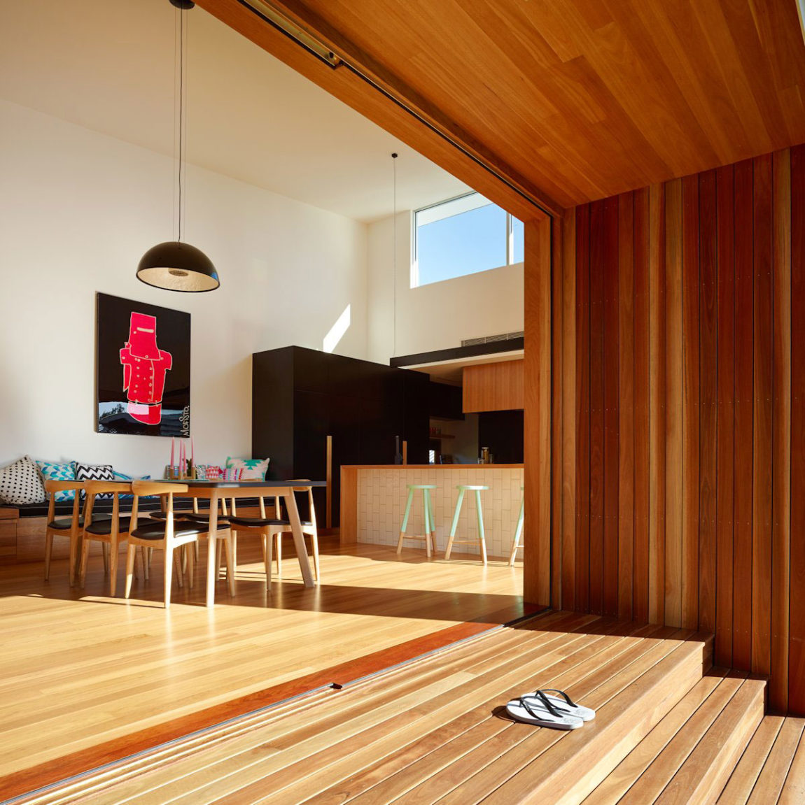 The Terraced House by Shaun Lockyer Architects (15)