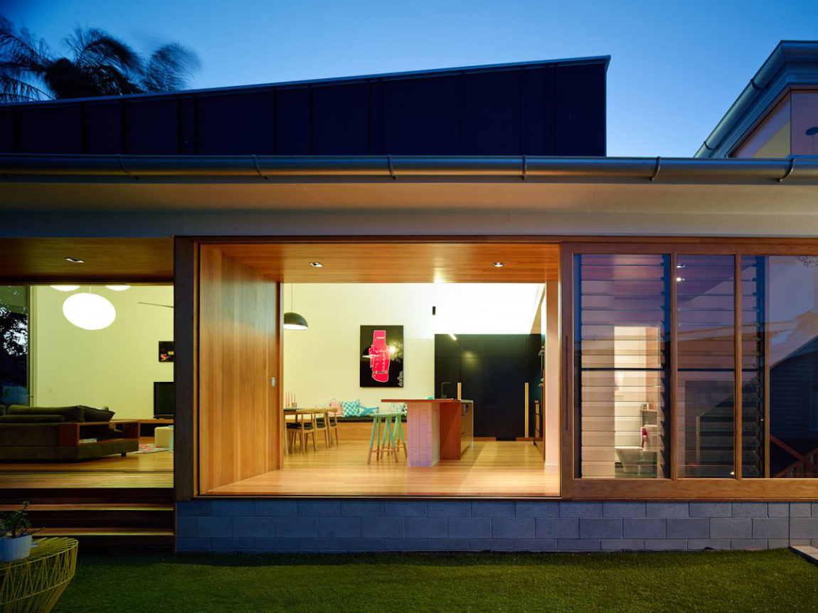 The Terraced House by Shaun Lockyer Architects (22)