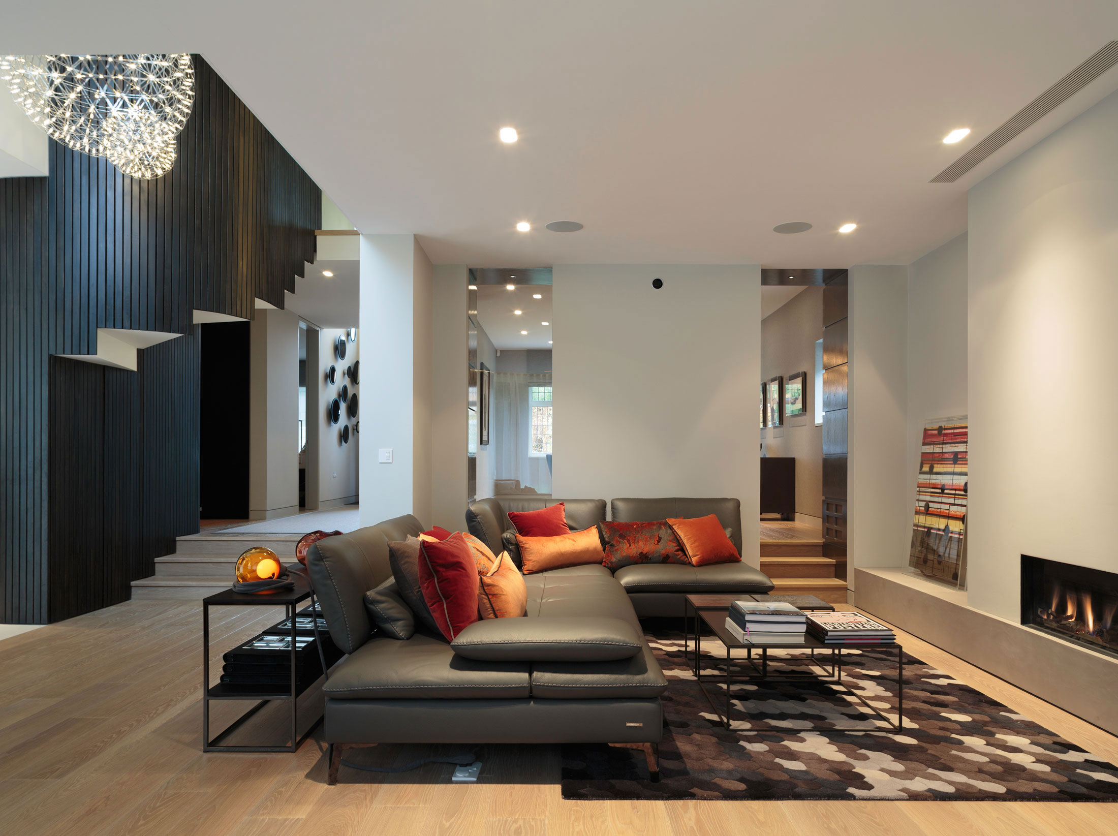 Totteridge home by staffan tollgard design group