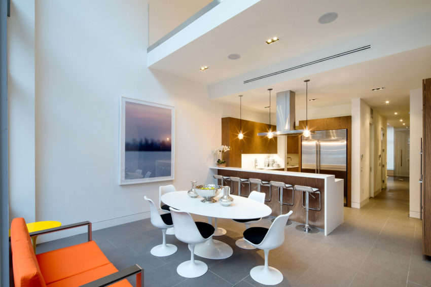 Townhouse Architecture by Turett Architects (4)