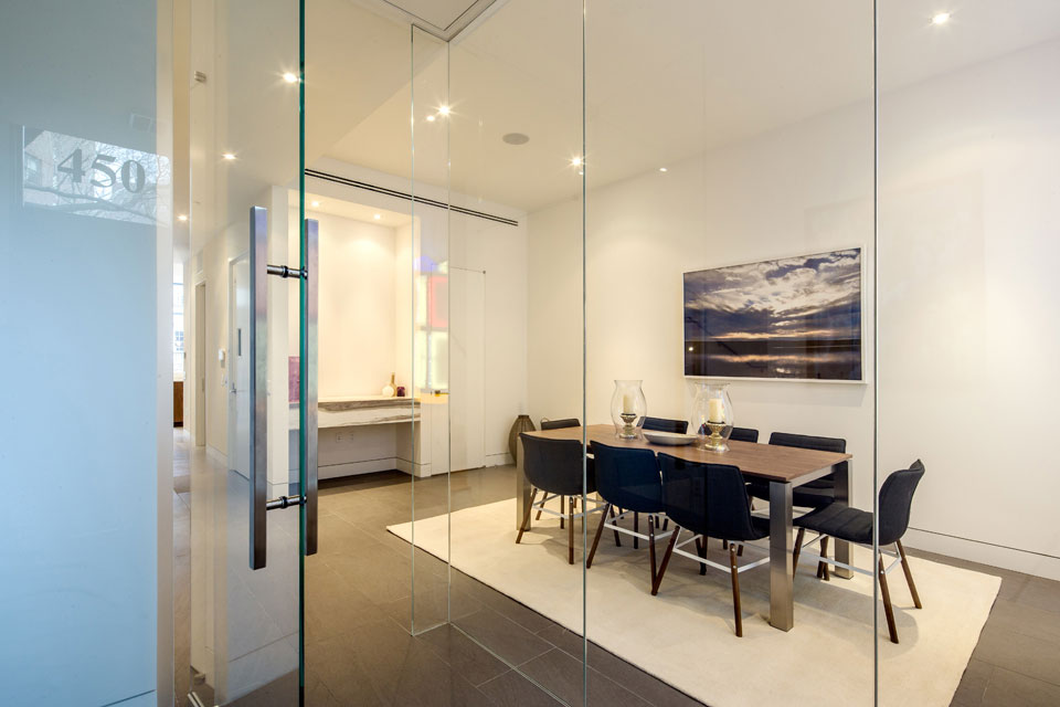 Townhouse Architecture by Turett Architects (6)