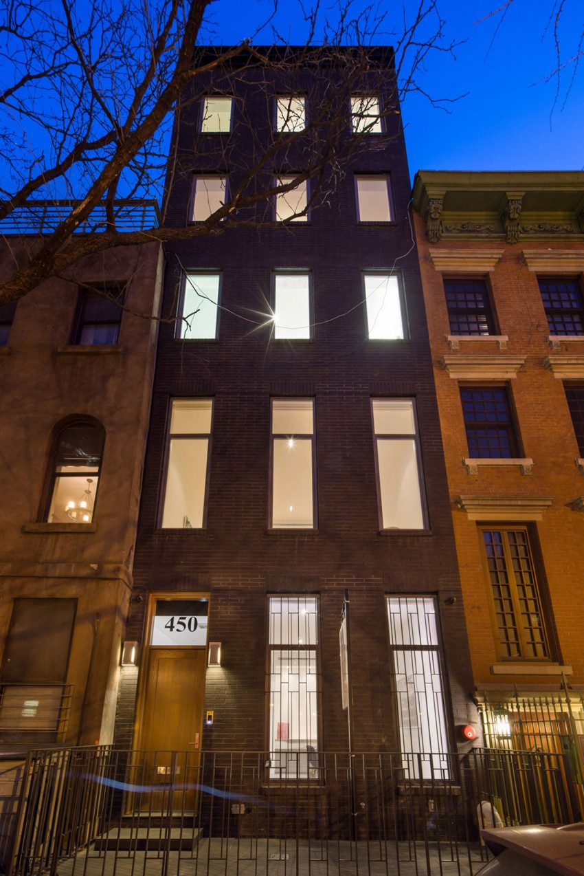 view in gallery townhouse architecture by turett architects 12 - Modern Townhouse Architecture