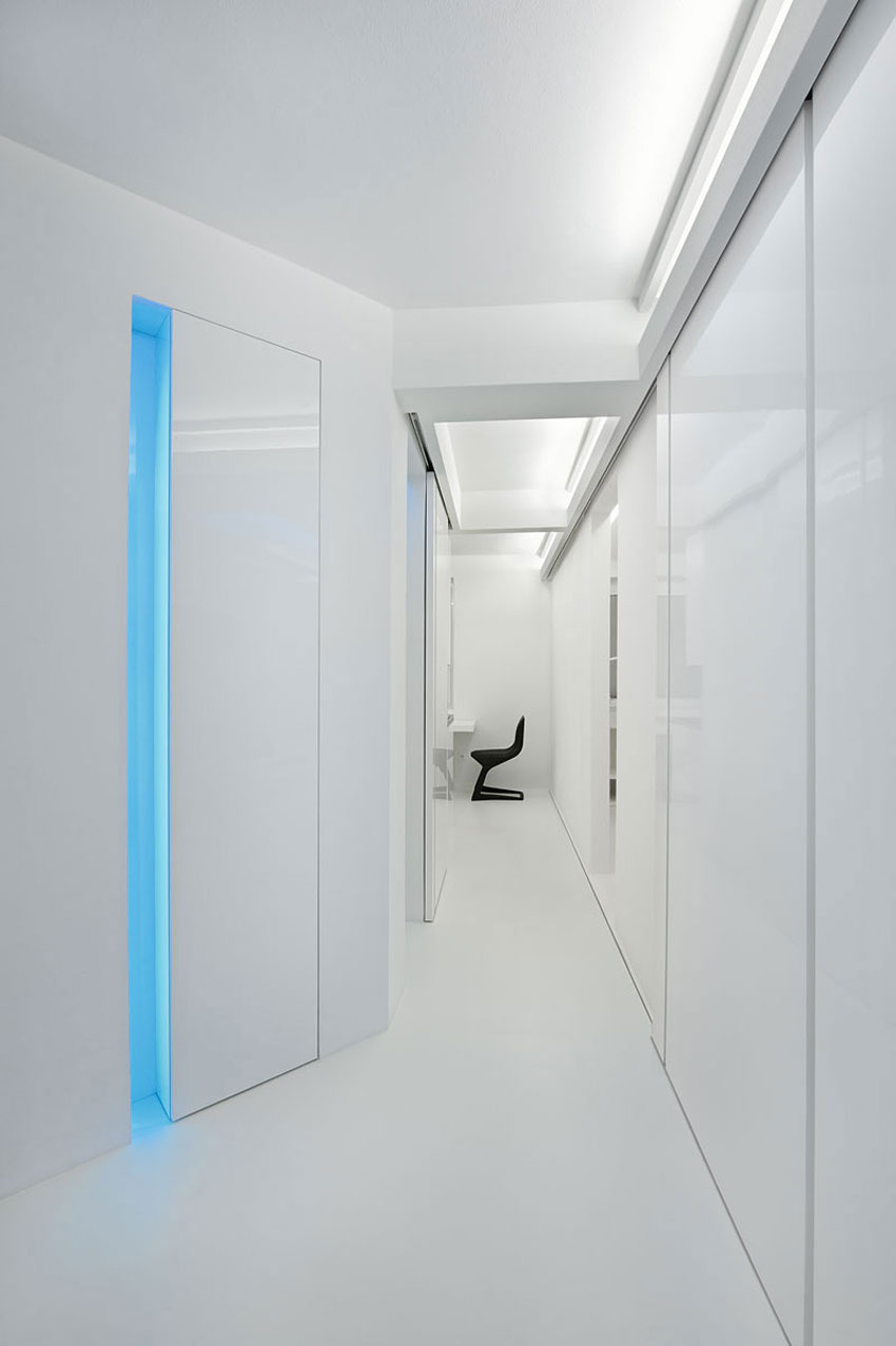 White Apartment by Next Level Studio (5)