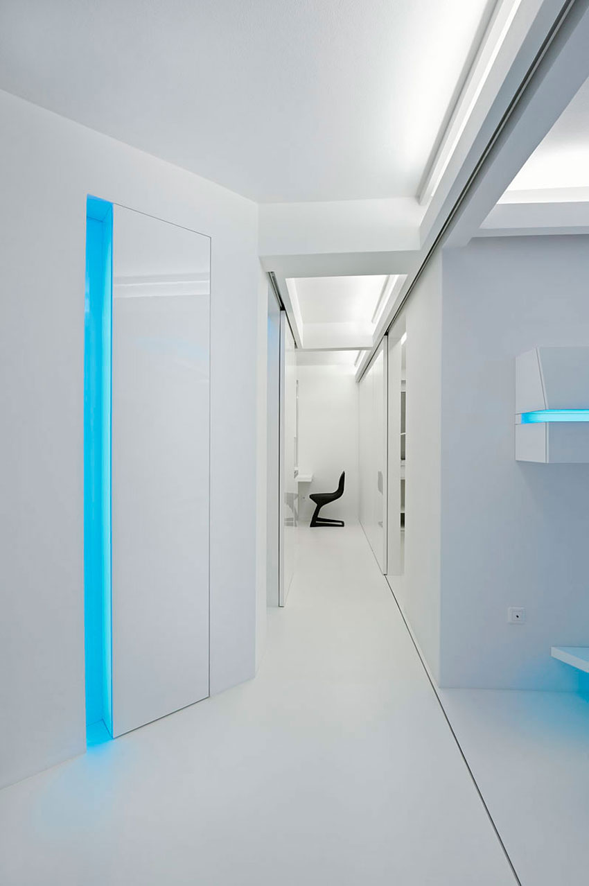 White Apartment by Next Level Studio (6)