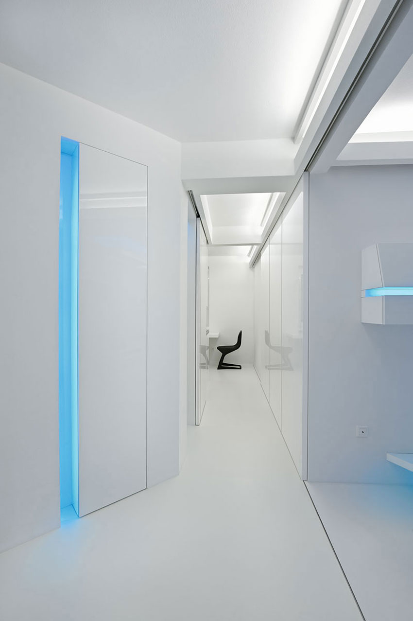 White Apartment by Next Level Studio (7)