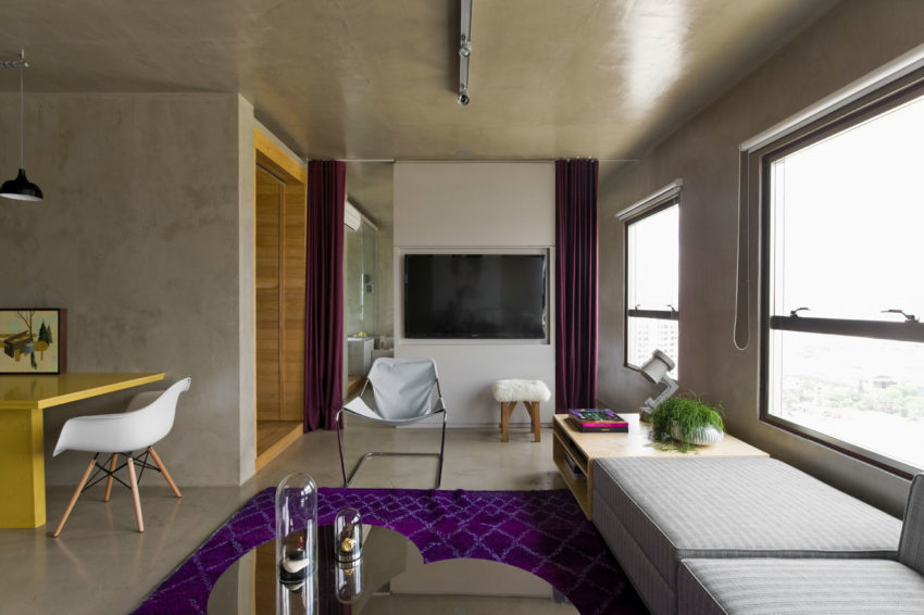 Vila Leopoldina Loft by Diego Revollo Arquitetura (6)
