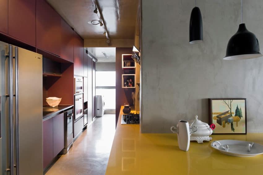 Vila Leopoldina Loft by Diego Revollo Arquitetura (9)