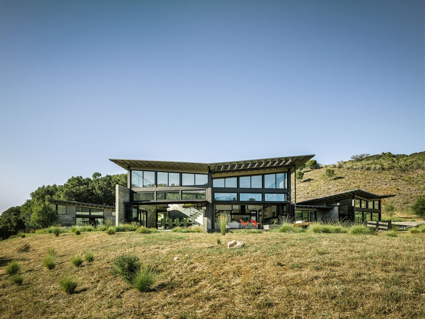 Butterfly House by Feldman Architecture (2)