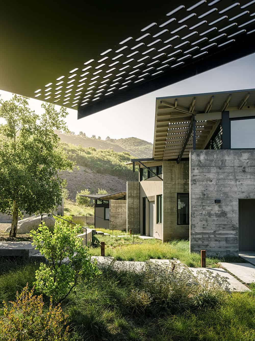 Butterfly House by Feldman Architecture (5)