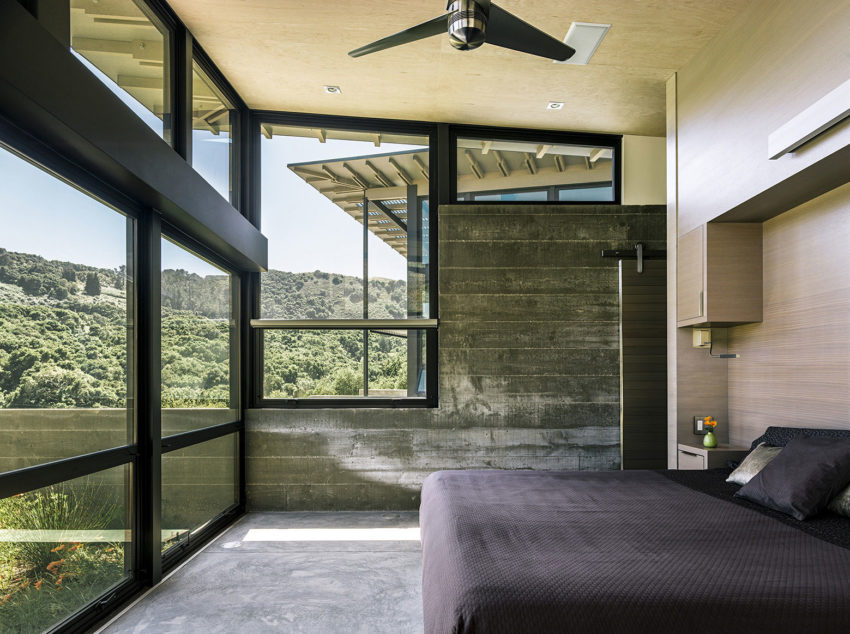 Butterfly House by Feldman Architecture (11)