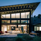 Butterfly House by Feldman Architecture (14)
