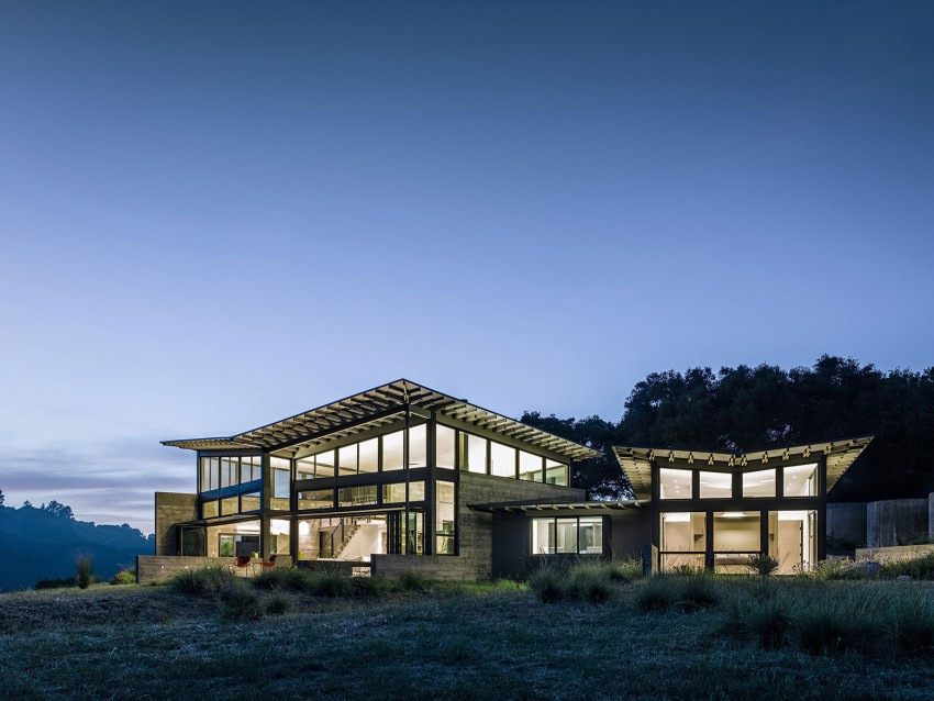 Butterfly House by Feldman Architecture (15)