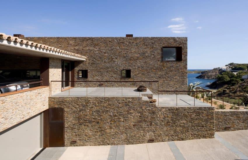 Casa VM by MORA-SANVISENS Arquitectes Associats (4)