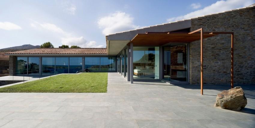 Casa VM by MORA-SANVISENS Arquitectes Associats (8)