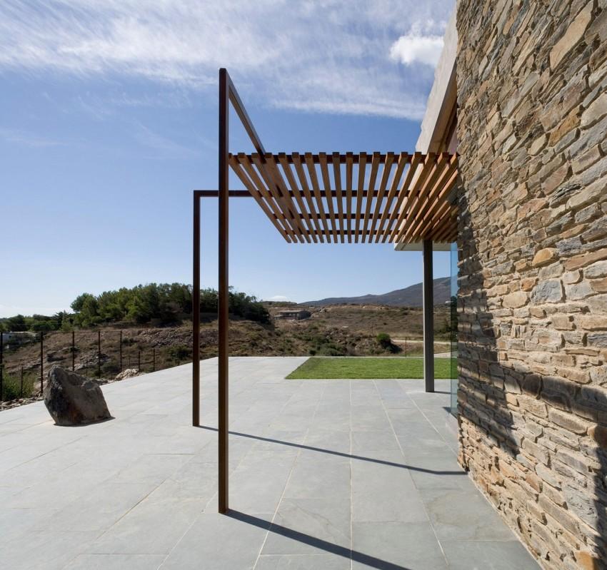 Casa VM by MORA-SANVISENS Arquitectes Associats (9)