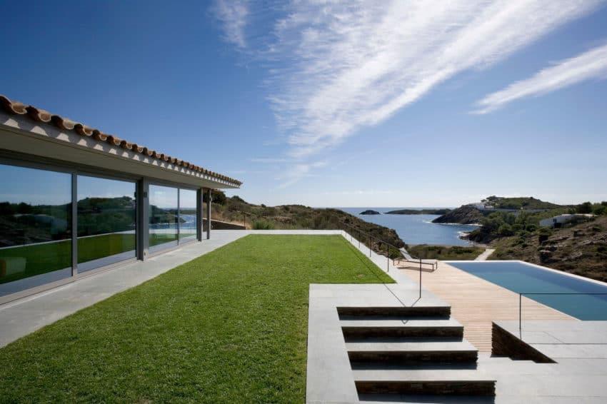 Casa VM by MORA-SANVISENS Arquitectes Associats (11)