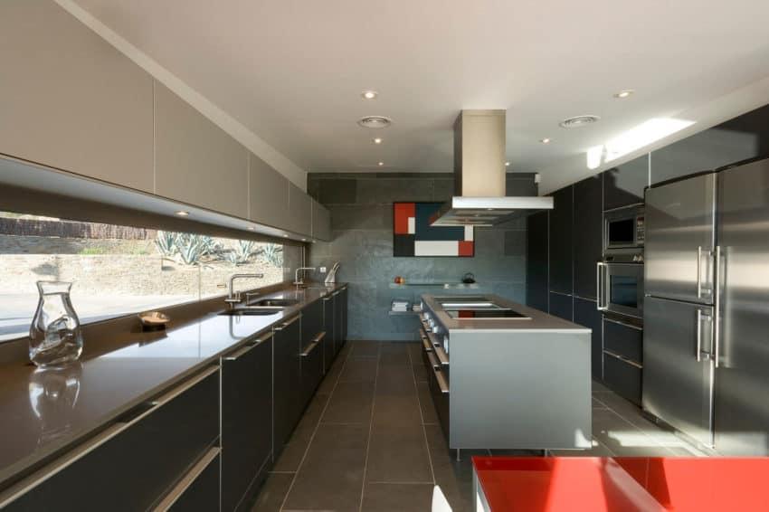 Casa VM by MORA-SANVISENS Arquitectes Associats (14)