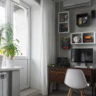 Compact Bachelor Haven in Moscow by M2 Project (8)