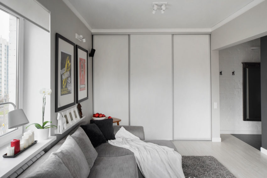 Compact Bachelor Haven in Moscow by M2 Project (13)