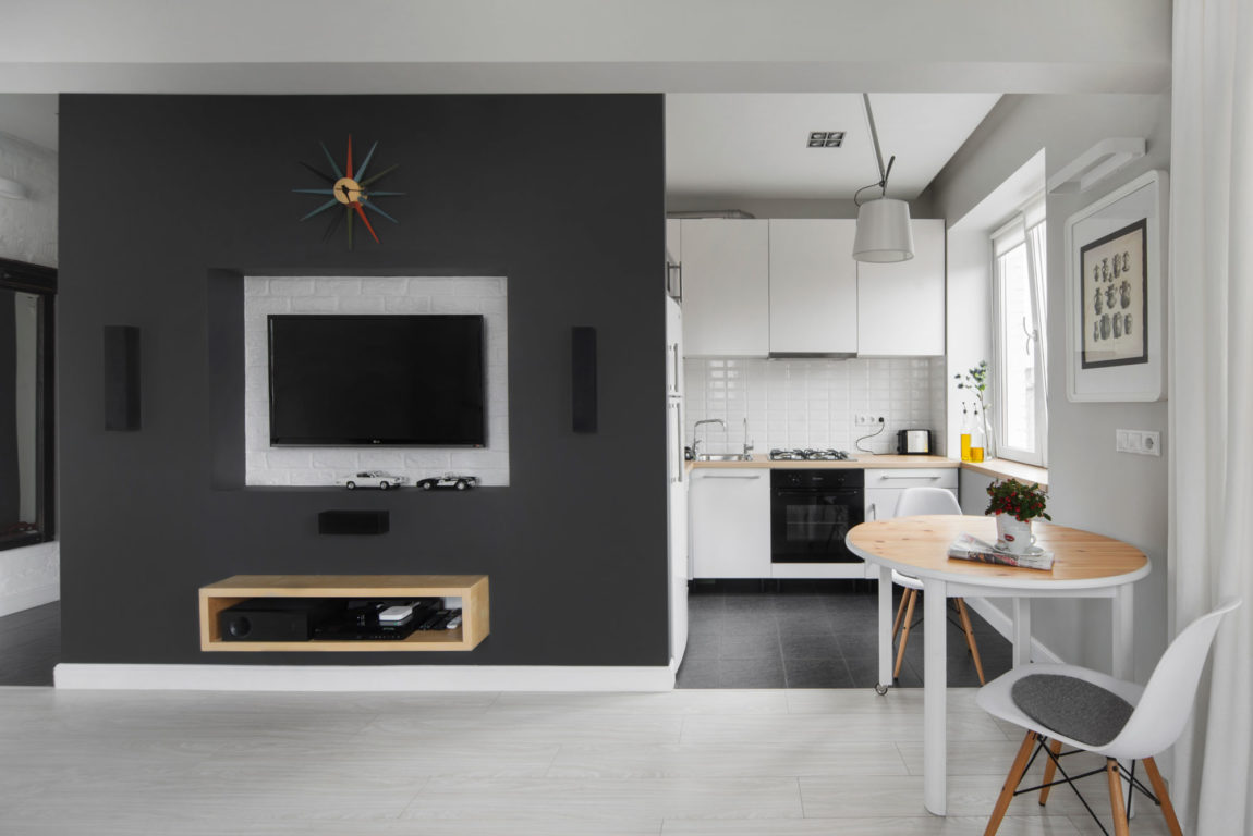 Compact Bachelor Haven in Moscow by M2 Project (19)