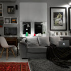 Compact Bachelor Haven in Moscow by M2 Project (44)