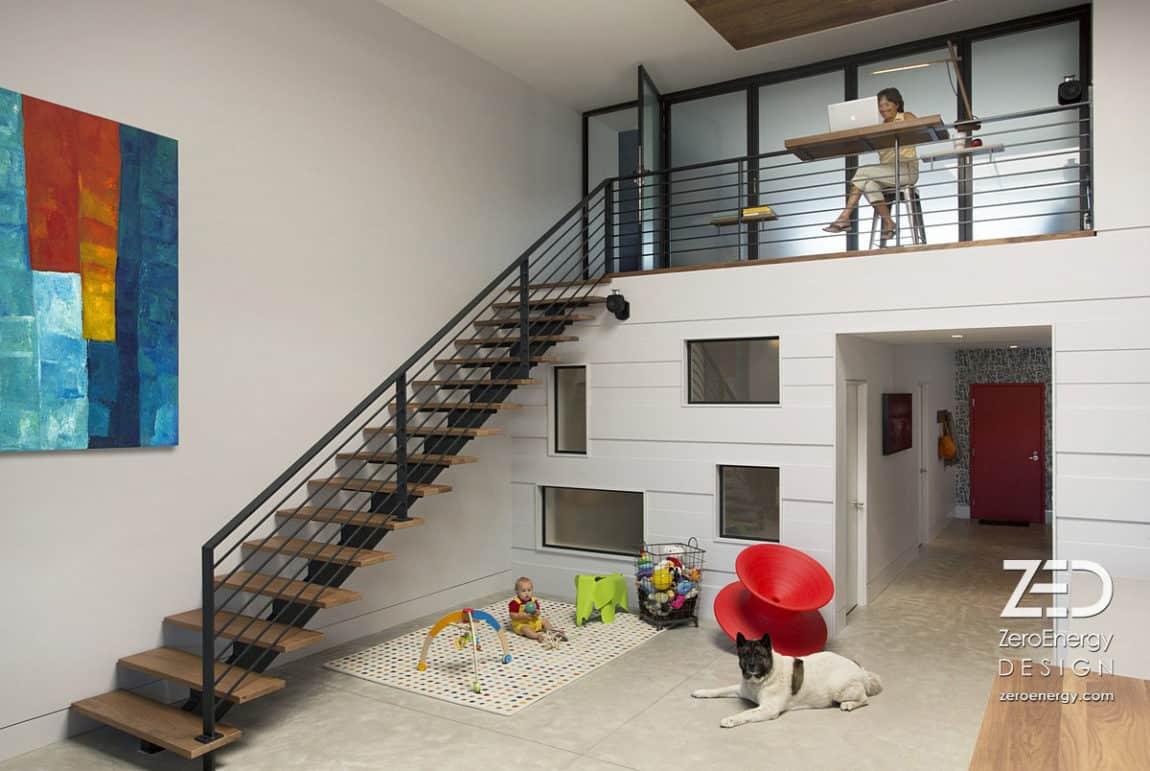 Family Loft by ZeroEnergy Design (8)