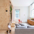 Flinders Lane Apartment by Clare Cousins Architects (4)