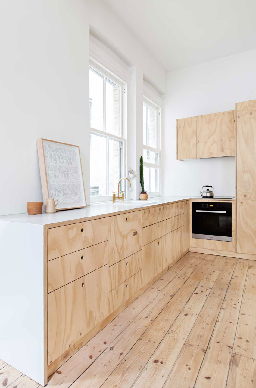Flinders Lane Apartment by Clare Cousins Architects (6)