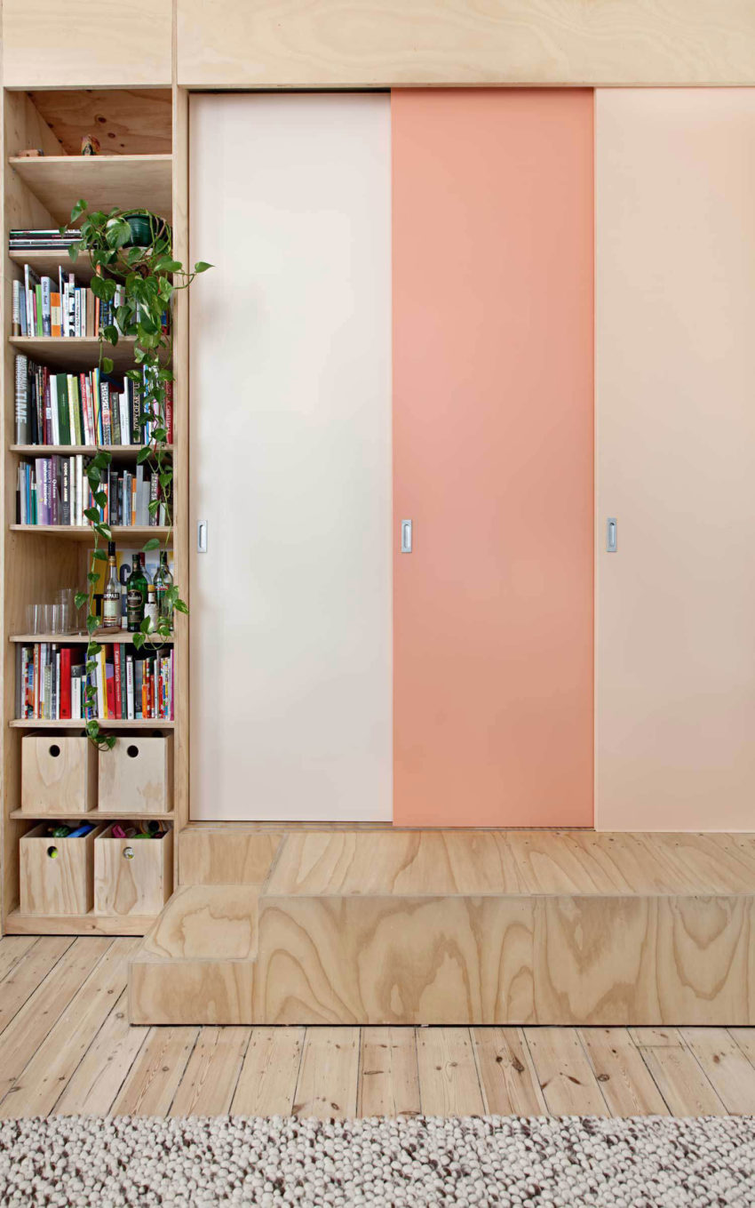 Flinders Lane Apartment by Clare Cousins Architects (12)