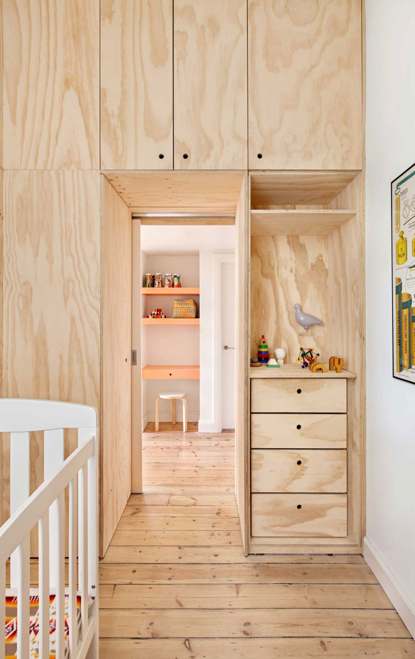 Flinders Lane Apartment by Clare Cousins Architects (13)